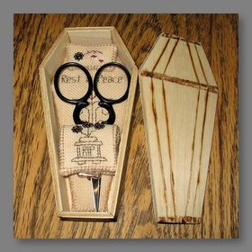 A Coffin To Die For