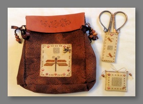 Amber Sewing Set