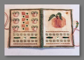 Just Peachy Sewing Case