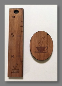 Tea Time Ruler and Winder