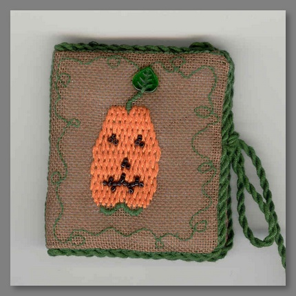 Boo Y'all Needle Book
