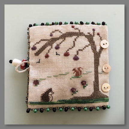 Herman Hedgehog Needle Case