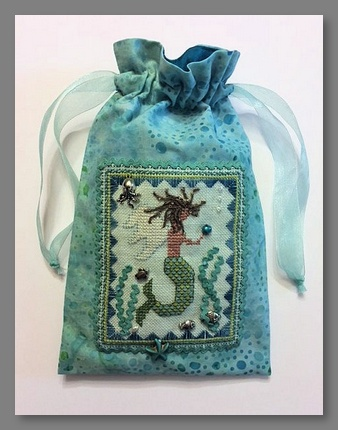 Summer Angel (A Mermaid) Bag