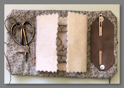 On Pins And Needles Sewing Case