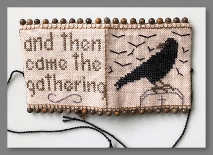 The Gathering Needle Book